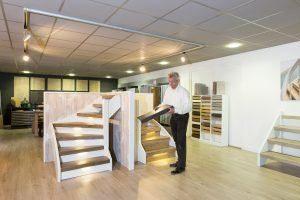 Renoveren van de trap